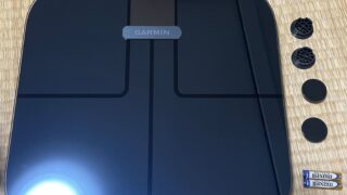 スマート体重計 Garmin Index S2 Black
