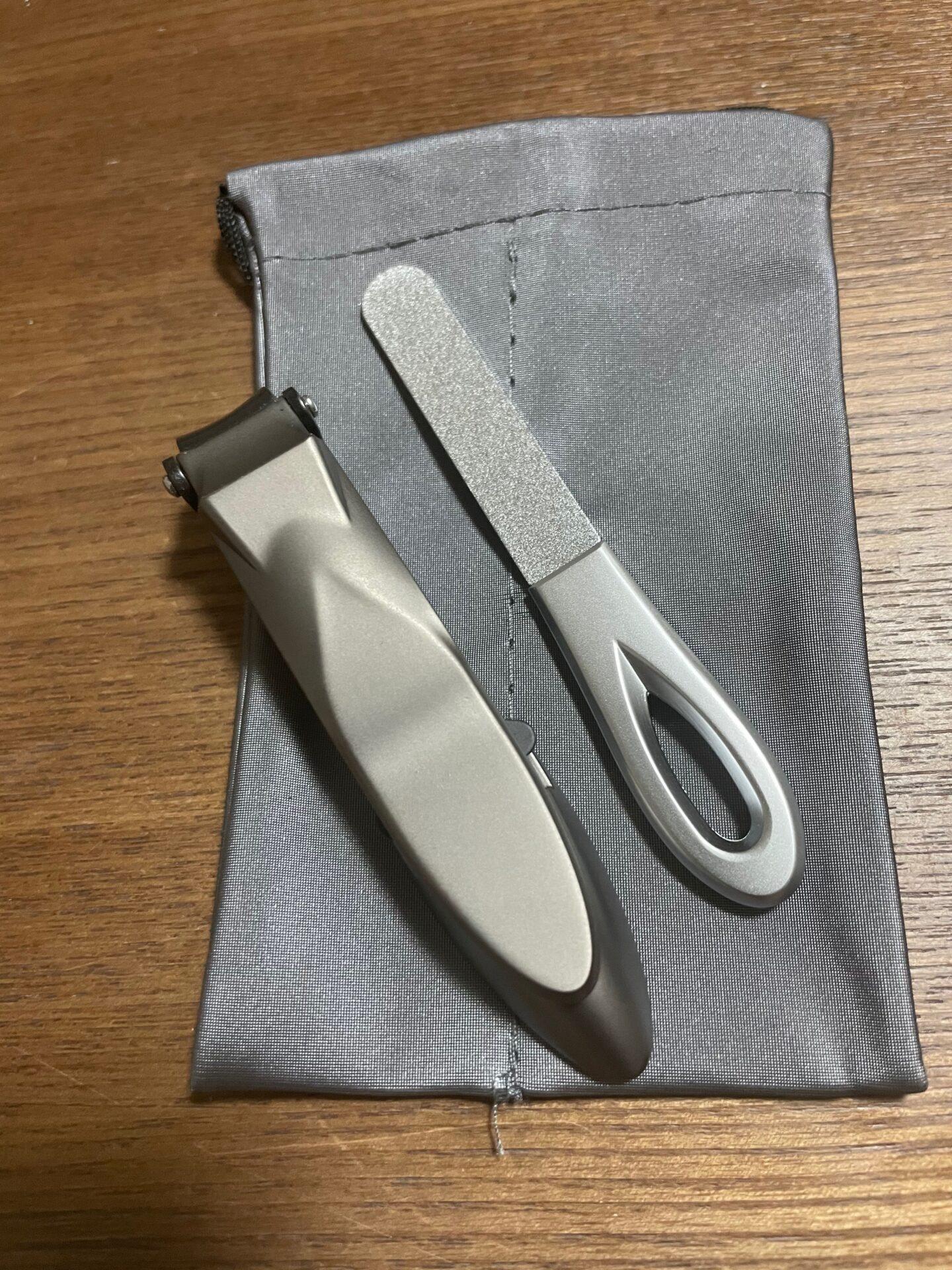 爪切り専用ケース
