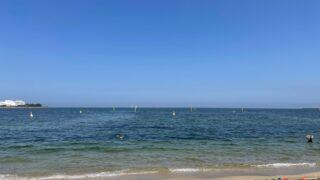 リハビリがてらOWS練習会 in 二色の浜