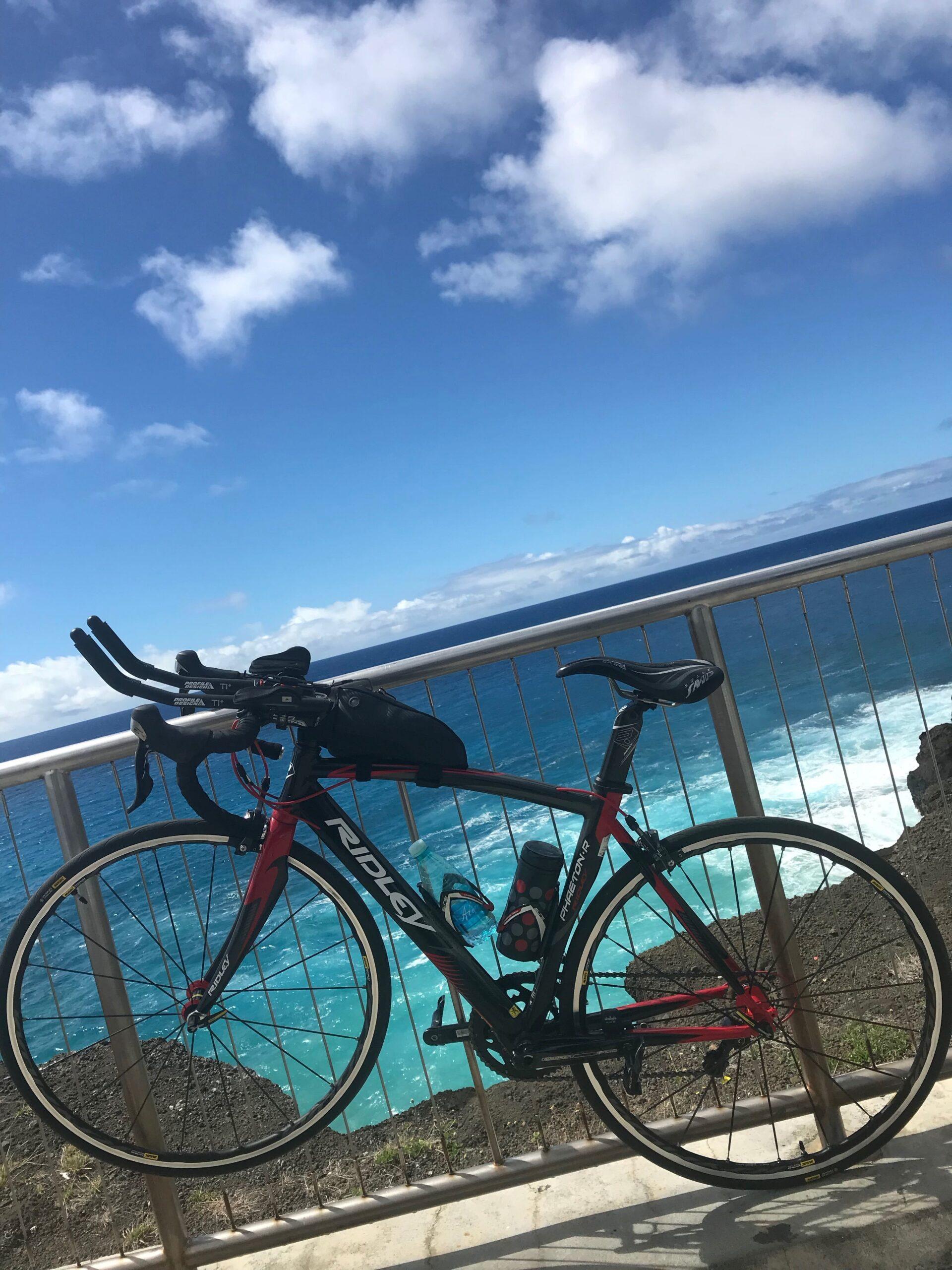ハワイ ホノルル ロードバイク ポタリング