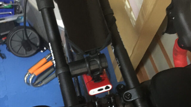 ロードバイク スマートフォンホルダー Tie Connect System