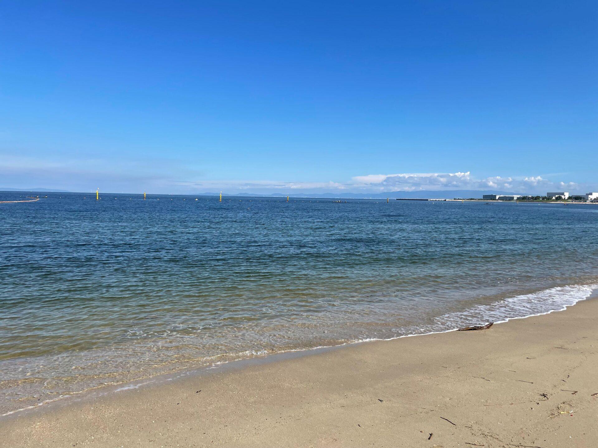 二色の浜 海 綺麗 OWS