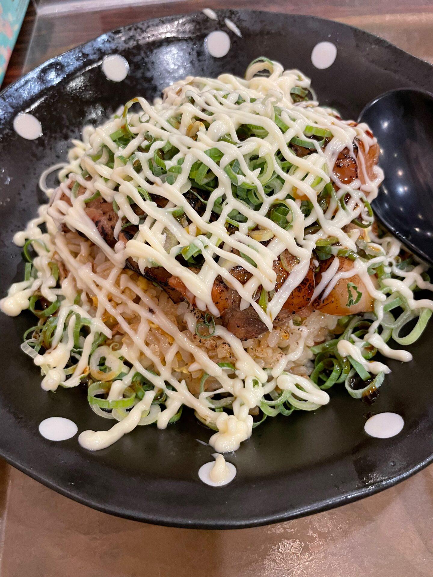 桂花亭 炙りチャーシュー焼き飯
