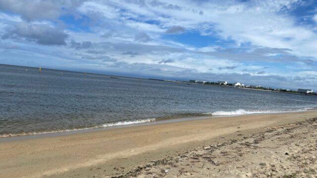 二色の浜 トライアスロン