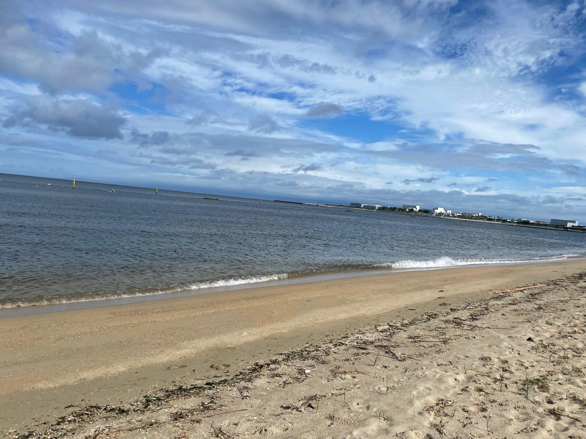 二色の浜 綺麗